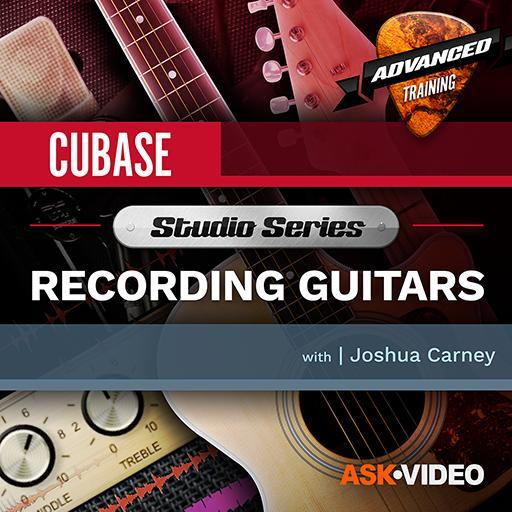 Studio Series - Recording Guitars