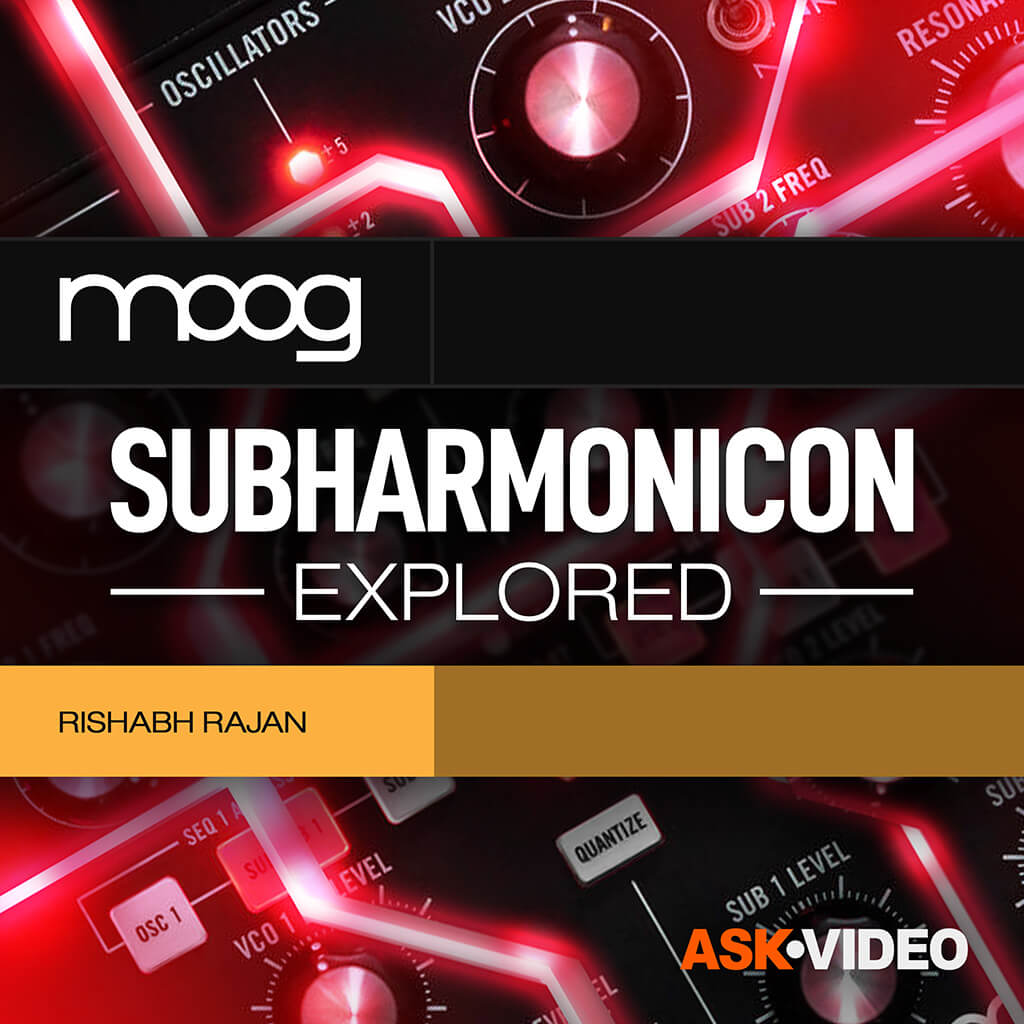 Moog Subharmonicon Explored