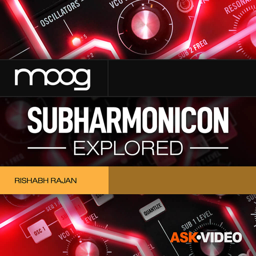 Moog Subharmonicon 101: Moog Subharmonicon Explored
