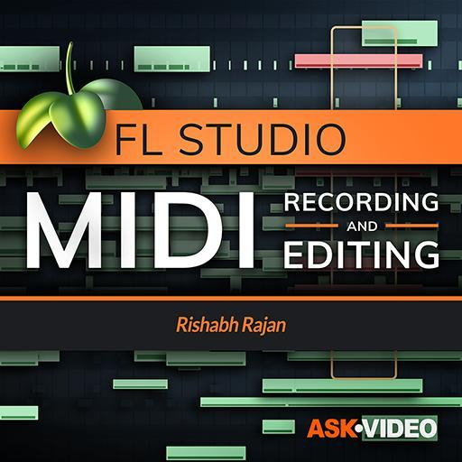 FL Studio 102: MIDI Recording and Editing