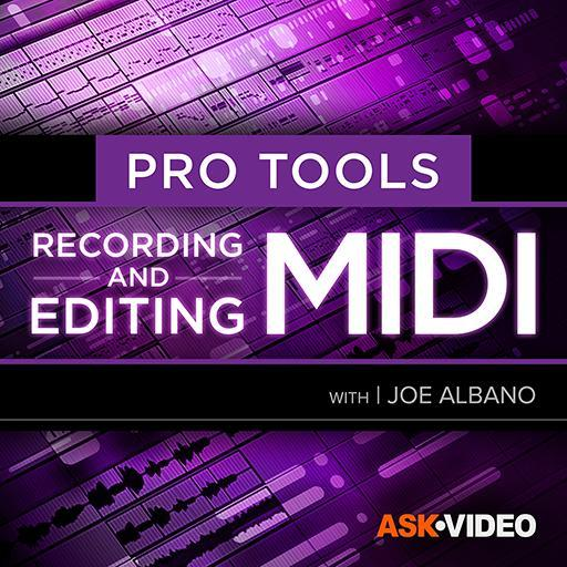 Recording and Editing MIDI
