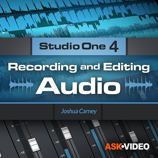 Recording and Editing Audio