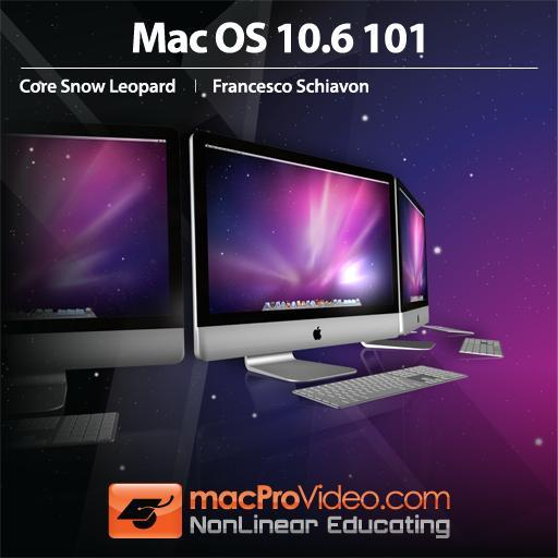 Mac OS 10 101: Core Snow Leopard