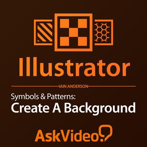 Illustrator CC 104: Symbols and Patterns: Create A Background
