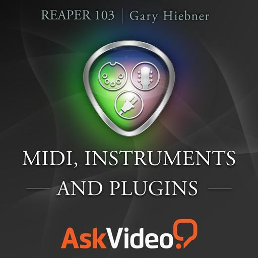 MIDI, Instruments and Plugins