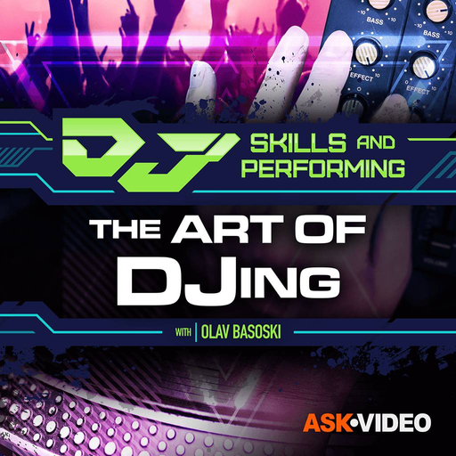 DJ Skills and Performing 101: The ART of DJing