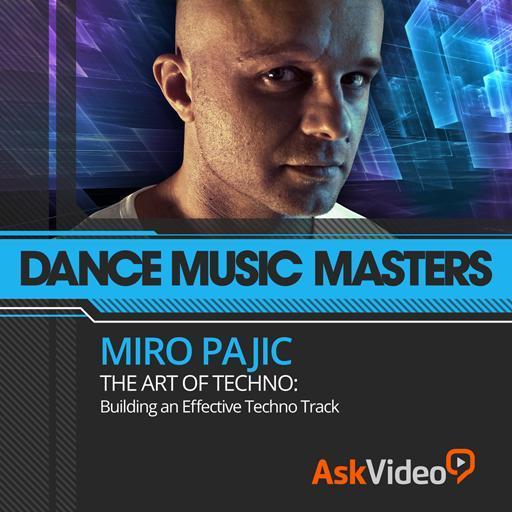 Miro Pajic | The Art of Techno