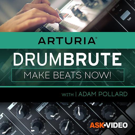 Arturia DrumBrute 101: DrumBrute - Make Beats Now!