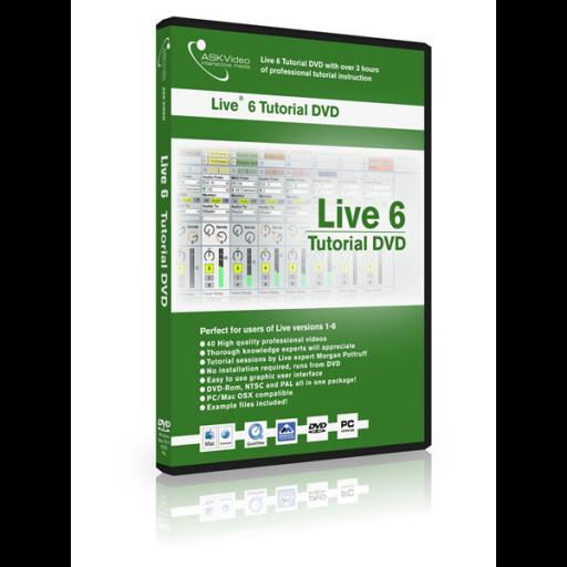 Live 6 501: Working with Live 6