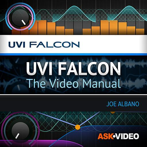 UVI Falcon: The Video Manual - UVI Falcon 101