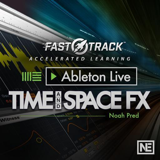 Live's Time and Space FX
