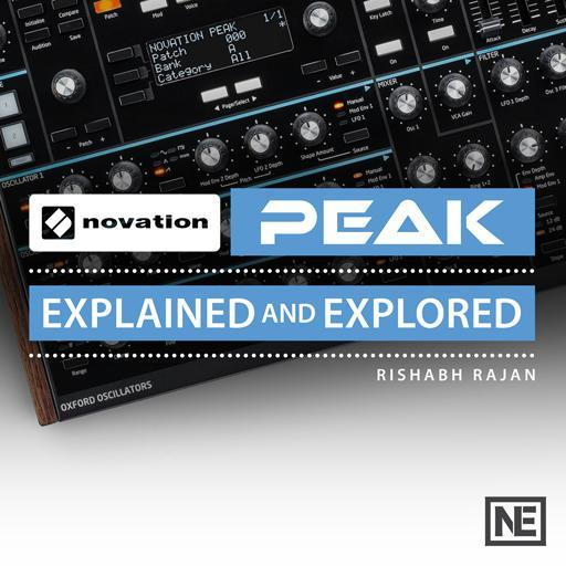 Novation Peak 101: Explained and Explored