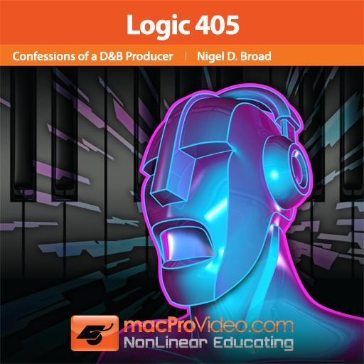 Logic 405: Confessions of a Drum & Bass Producer