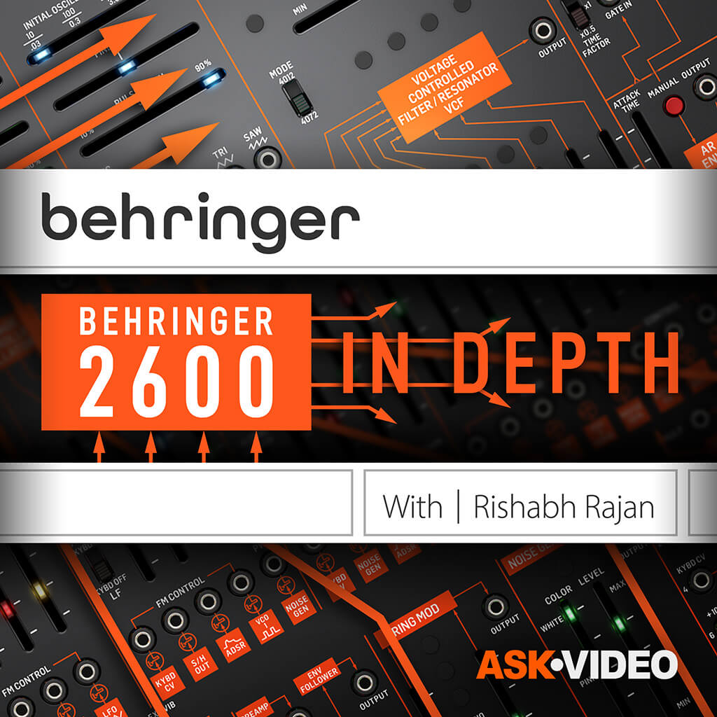Behringer 2600 In Depth