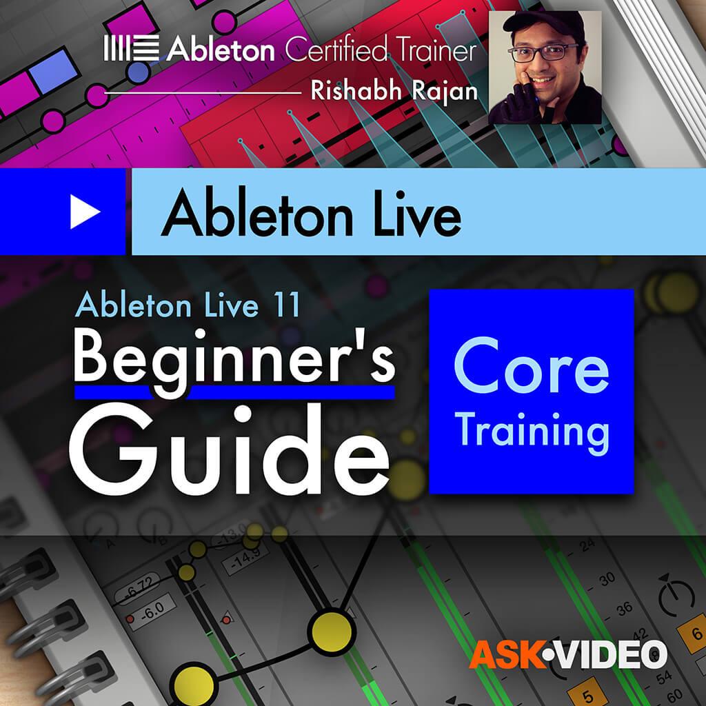 Ableton Live 11 Beginner's Guide