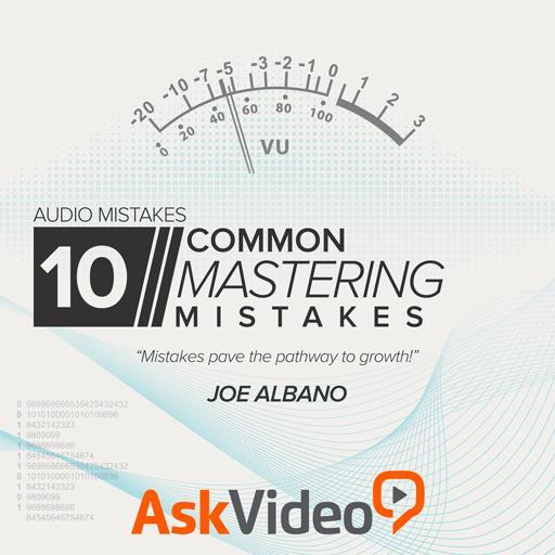 10 Common Mastering Mistakes