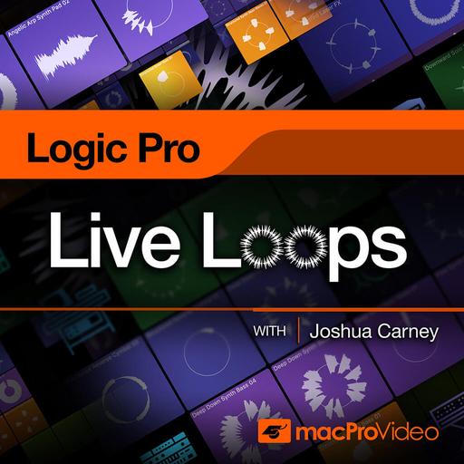 Logic Pro 306: Live Loops