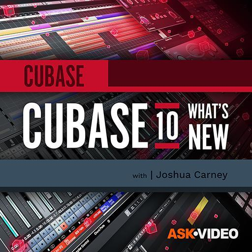 What's New in Cubase 10