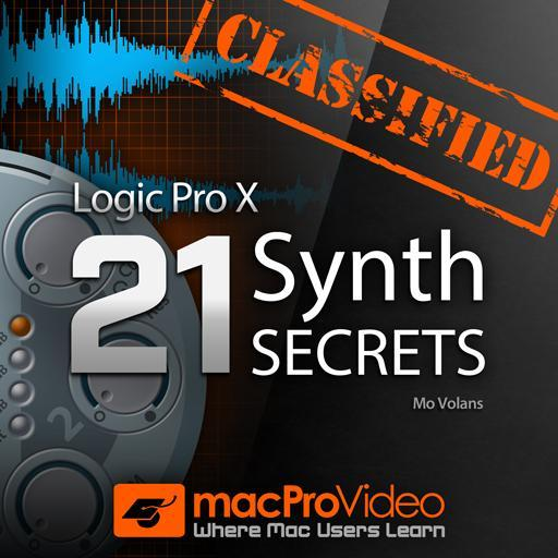 Logic Pro X 303: 21 Synth Secrets