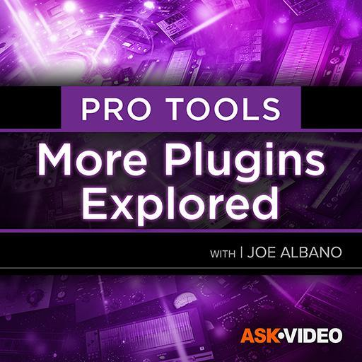 Pro Tools 202: More Plugins Explored