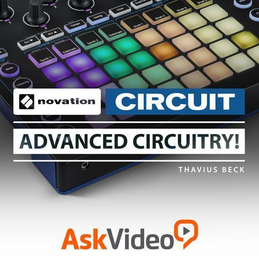 Novation Circuit - Advanced Circuitry!