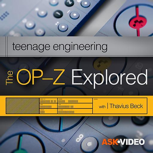 Teenage Engineering 104: The OP-Z Explored
