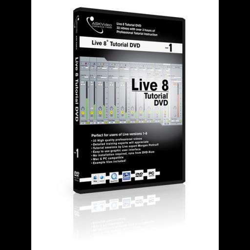 Live 8 501: Working with Live 8 - Level 1