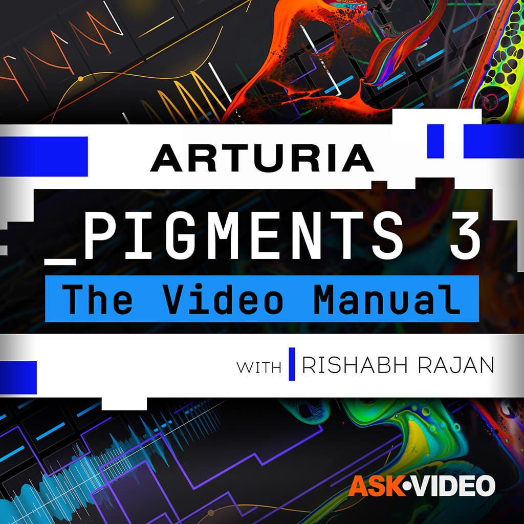 Pigments 3: The Video Manual