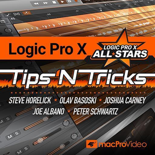 Logic Pro X 303: Logic Pro All-Stars Tips 'N Tricks