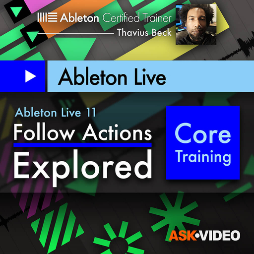 Ableton Live 403: Follow Actions Explored