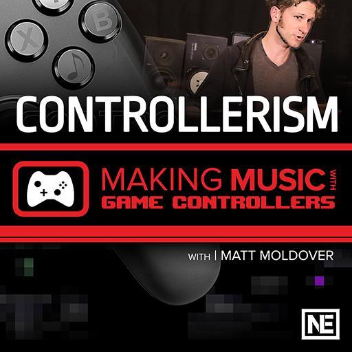 Making Music With Game Controllers