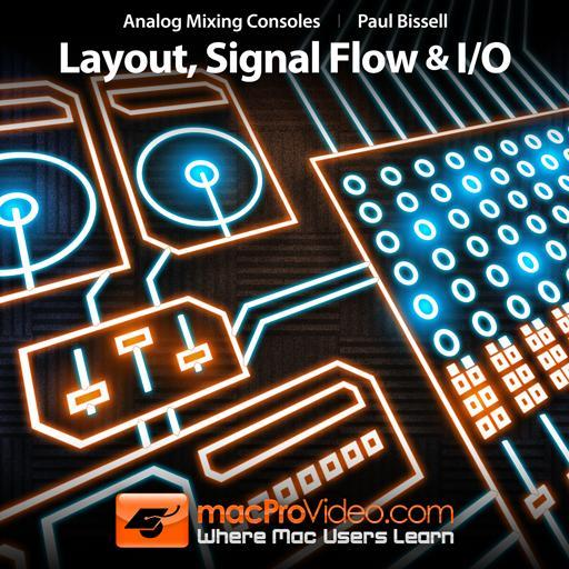 Analog Mixing Consoles: Mixing Console Layout, Signal Flow and I/O