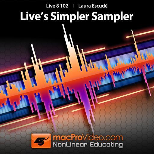 Live 8 102: The Simpler Sampler