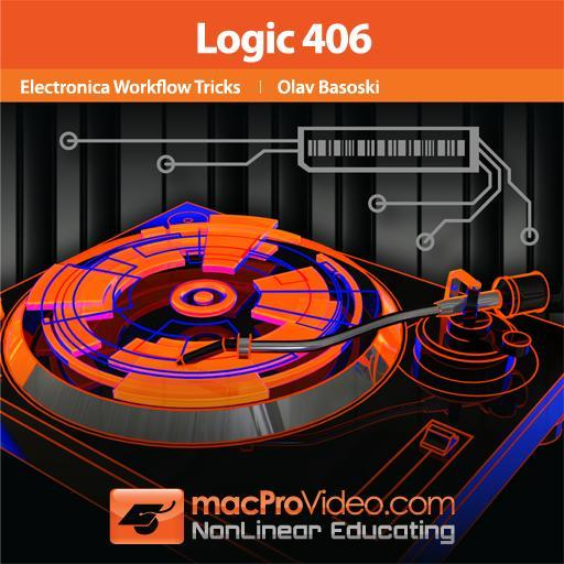 Logic 406: Olav's Electronica Workflow Tricks
