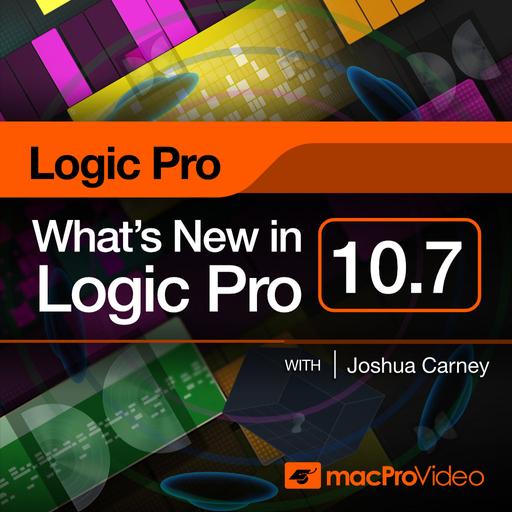 Logic Pro 100: What's New in Logic Pro 10.7