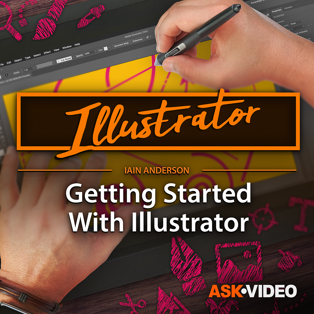Illustrator 101: Getting Started With Illustrator