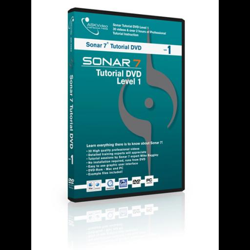 Working with Sonar 7