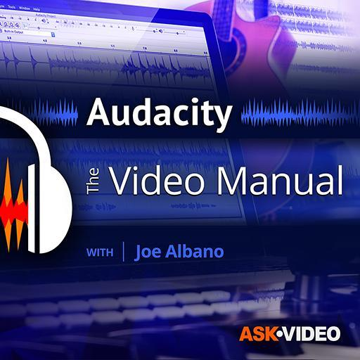 Audacity: The Video Manual