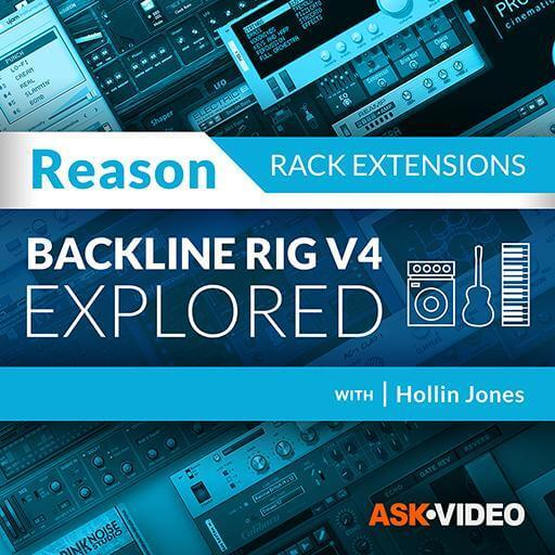 Reason Rack Extensions 101: Backline Rig V4 Explored