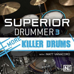 Here S How To Customise Any Drum Kit In Superior Drummer Macprovideo Com