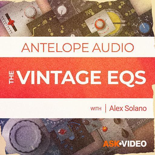 The Vintage EQs