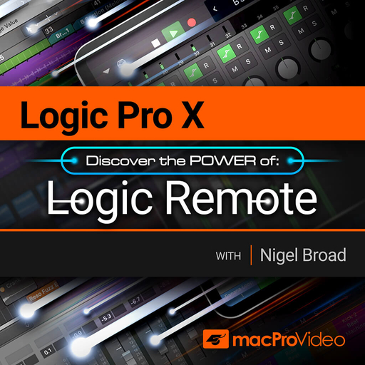 Logic Pro X 107: Logic Remote