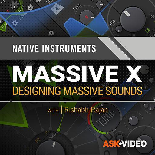 Designing Massive Sounds - Massive X 201