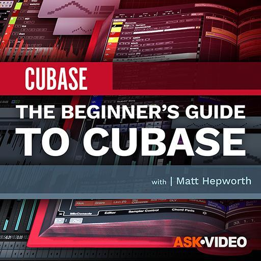 The Beginner's Guide to Cubase