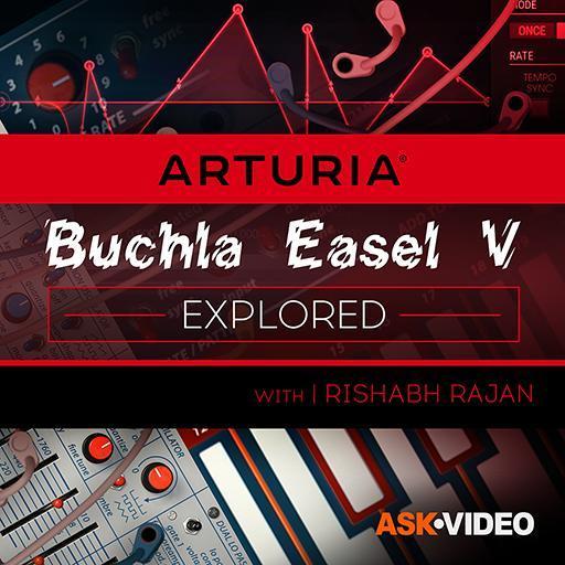 Buchla Easel V Explored