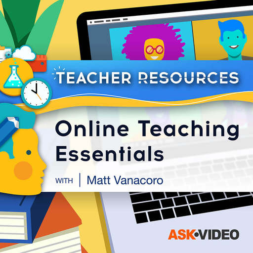 Teacher Resources 101: Online Teaching Essentials FREE COURSE