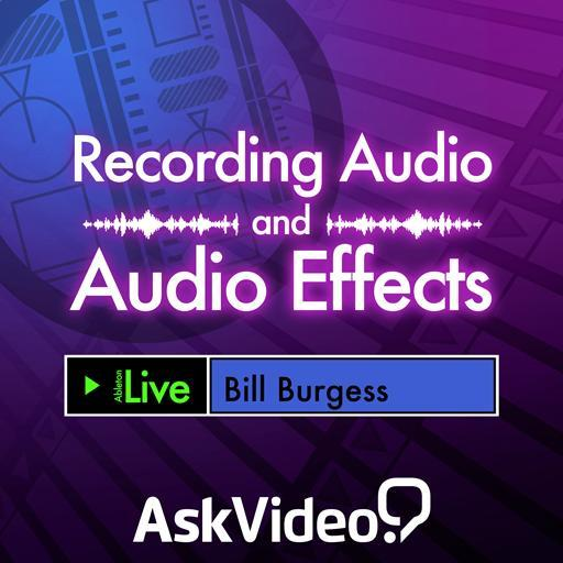 Recording Audio and Audio Effects