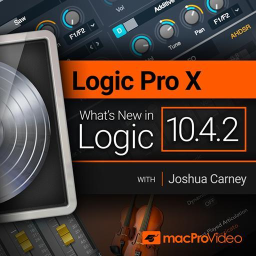 What's New in Logic 10.4.2