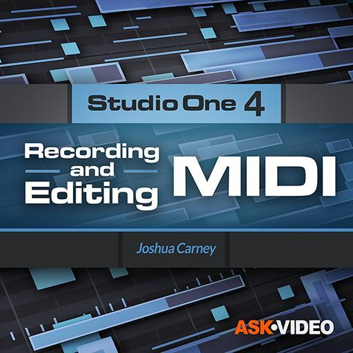MIDI Recording and Editing : KVR Audio : NonLinear Educating
