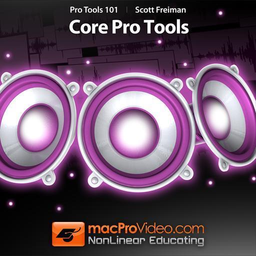 Pro Tools 101: Core Pro Tools 9